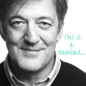 This is a download from Stephen Fry