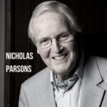 Interview with our patron - Nicholas Parsons