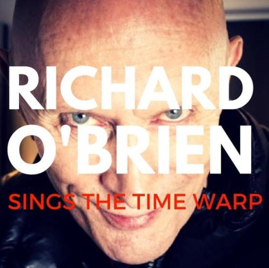Richard O'Brien Sings the Time Warp