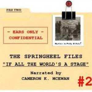 The Springheel Files, File 2