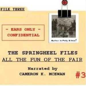 The Springheel Files File 3