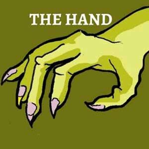 The Hand - A Spooky short audiobook - KS3 Halloween audiobook Kids