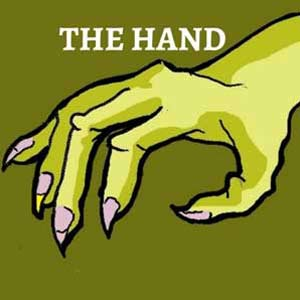 The Hand - A Spooky short audiobook - KS3 Halloween audiobook Kids