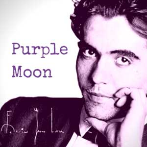 Purple Moon Federico Garcia Lorca