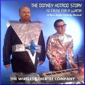 The Donkey Hotrod Story