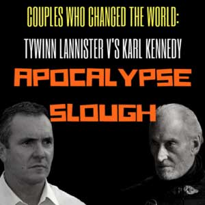 Apocalypse Slough Silly Audio Comedy