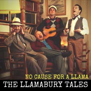 The Llamabury tales - musical comedy audio play