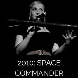 Photos from the recording of audio drama 2010: Space Commander from Wireless Theatre