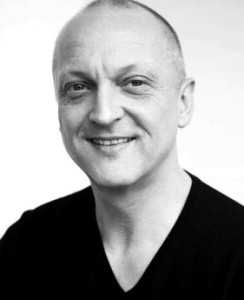 David Benson smiling