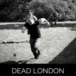Photos from the live location recording of sci fi audio drama Dead London by Wireless Theatre