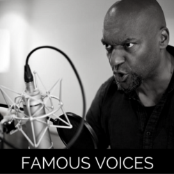 Famous Voices Gallery