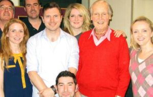 Nicholas Parsons in Wireless Theatre Red