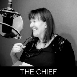 The Chief Starring Nigel Planer of the Young Ones Audio Comedy