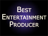 Best Entertainment Producer