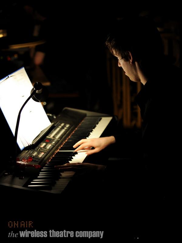 Composer Michael Bruce