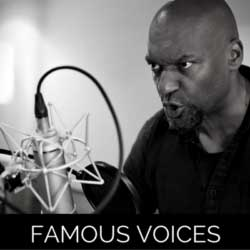 Famous Voices Photo Gallery - Wireless Theatre Ltd