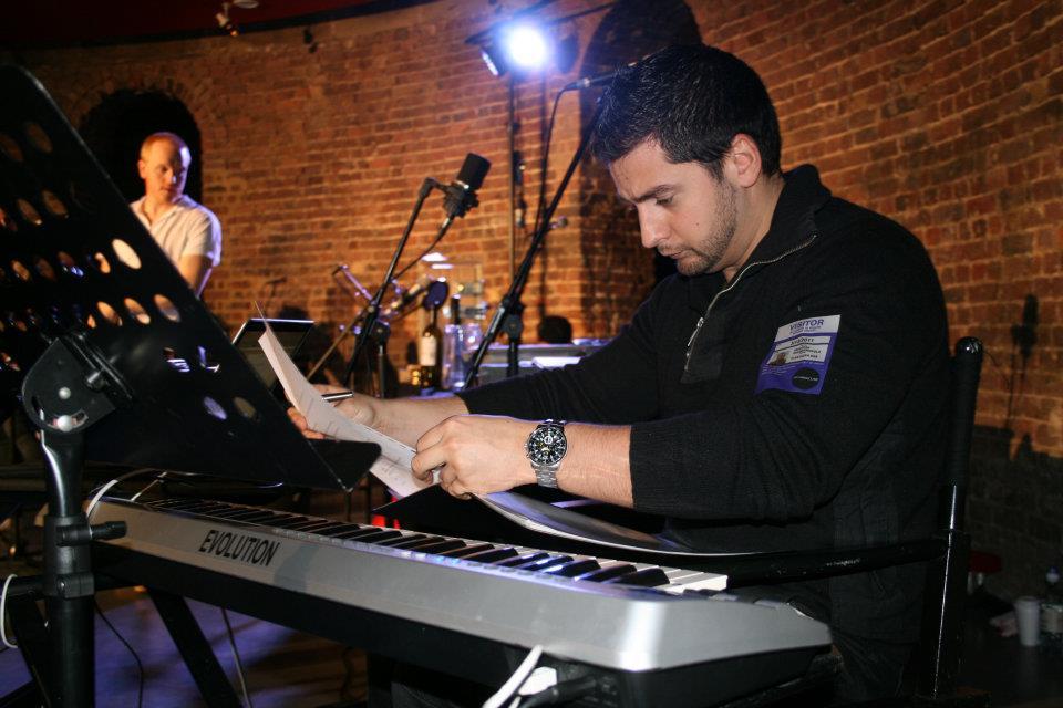 Francesco Quadraropolo's live music