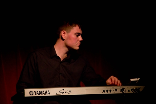 Music written and performed by James Rose