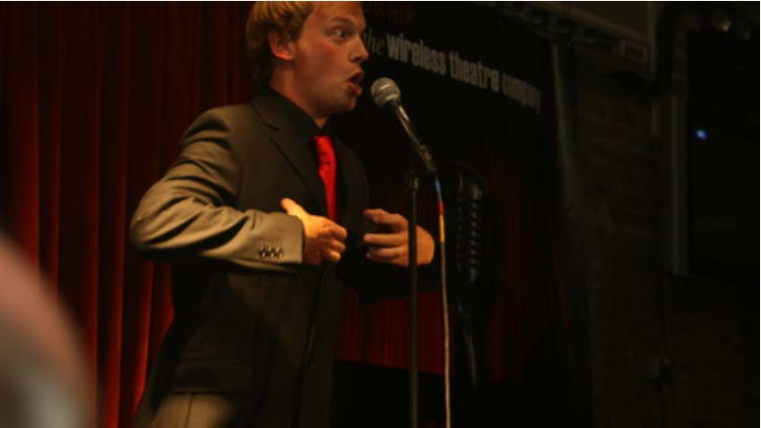 Host with the most, Neil Frost
