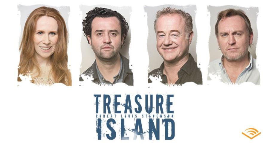Treasure island audible