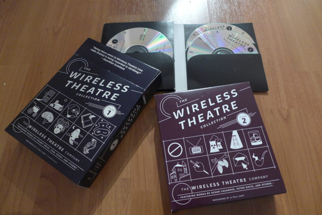 Wireless theatre collection cd