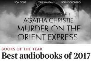best audio books of the year