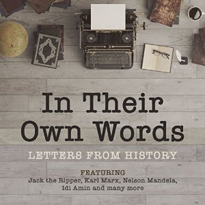 In their own words letters from history