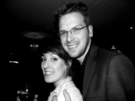 Josephine Arden and Alex Hall