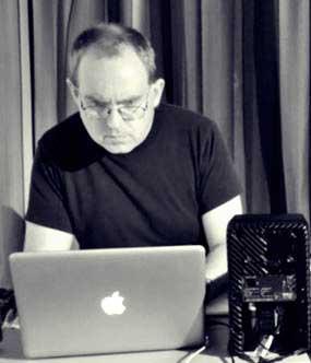Gareth Brown - Stage Manager/ Sound Engineer/ LightingEngineer - Wireless Theatre