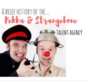 Pekka and Strangebone