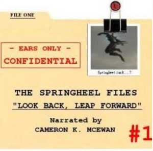 The Springheel Files 1