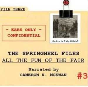 The Springheel Files 3