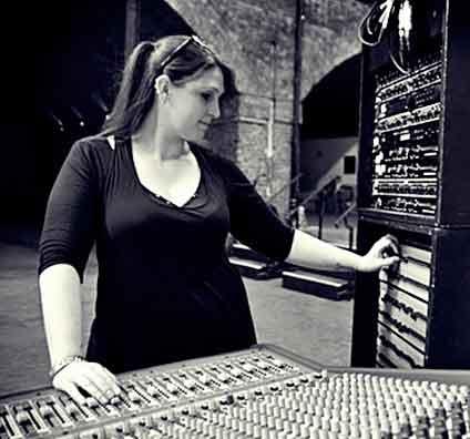 Tshari King - Sound Engineer / Sound Designer - Wireless Theatre