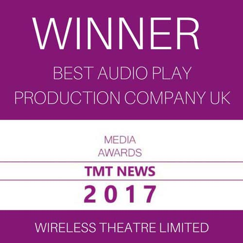 Winner Best Audio Play Production Company