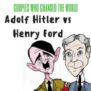 Adolf Hitler vs Henry Ford - Radio Comedy from Edinburgh Festival
