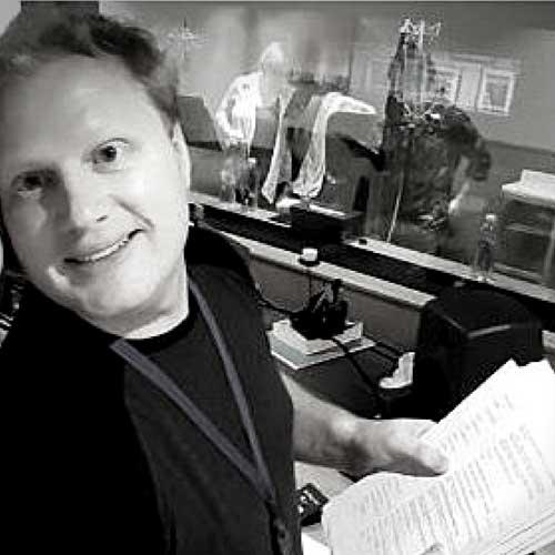David Beck Director - Wireless Theatre Production Team