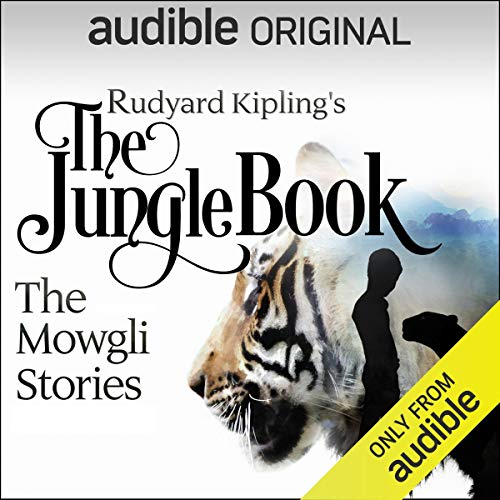 Jungle Book Audible Cover