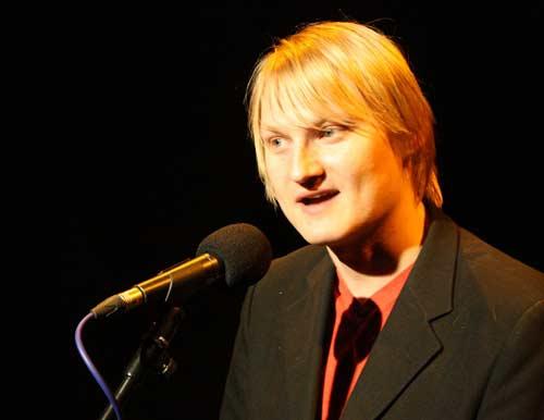 Peter Davis Cheer Creator for Wireless Theatre