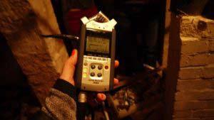 Sound recording on location - Wireless Theatre