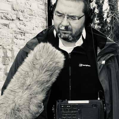 Ross Burman Sound Designer