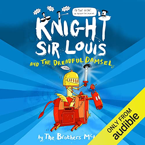 Knight Sir Louis Audible audio book directed by David Beck