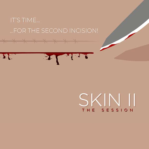 SKIN II THE SESSION AUDIO THRILLER